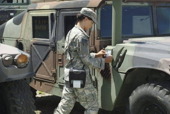 drukarki dla wojska