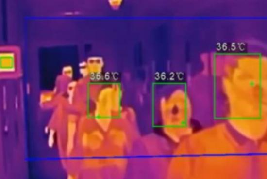 kamery termowizyjne